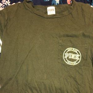 PINK victoria secret shirt.